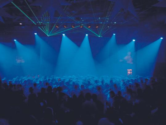 Confira a Programação de Shows e Festas próximos da pousada.