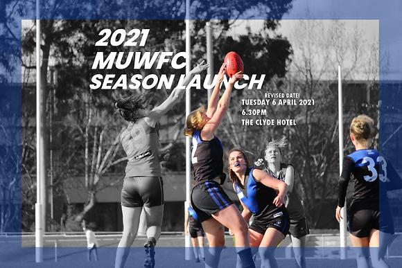 MUWFC 2021 Season Launch