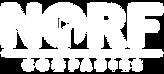 Norf Logo White (Transparent BG).png
