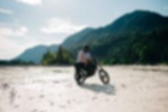Electric Scrambler | Black Tea Motorbikes | Vintage Bikes