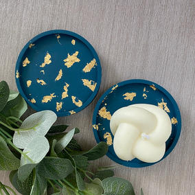 Coasters & Candle Holders