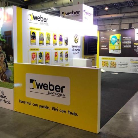 Stand Weber.