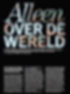 avonturiers, soloreizigers, psychologie magazine