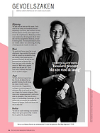 Maartje Wortel, emoties, psychologie magazine