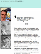 art rooijackers, psychologie magazine