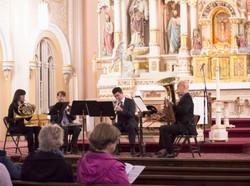 ICA Brass Quintet