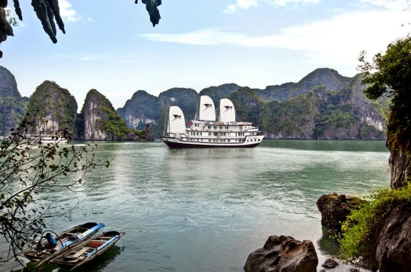 Découverte de la Baie de Bai Tu