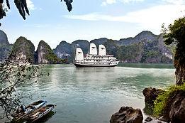Jonque Baie d'Halong