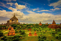 Temples de Bagan - Jasmin Travel