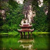 Ninh Binh la Baie d'Halong terreste