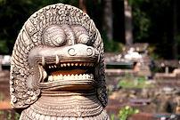 Terrasse du Roi Lepreux à Angkor - Jasmin Travel