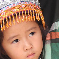 Enfant du Laos - Jasmin Travel
