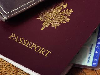 Blog - Exemption de VISA pour les Français 2016/2017.