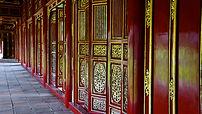 Cité Impériale de Hué au Vietnam