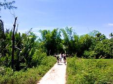 Balade à Vélo au Vietnam