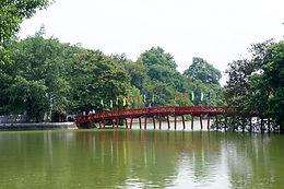 Pont japonais Hanoi