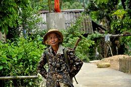 Village de Thuy Bieu Hué