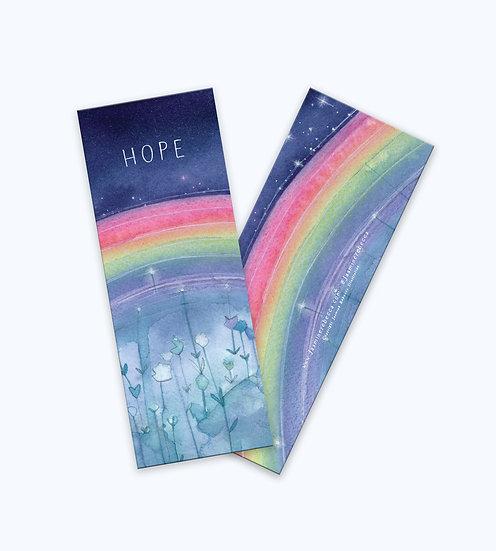 Hope Bookmarks set of 2