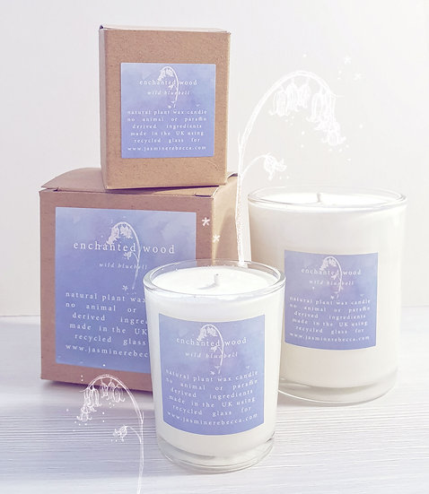 Enchanted Wood candle