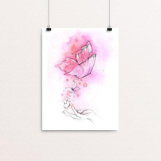 Love Wildly Print