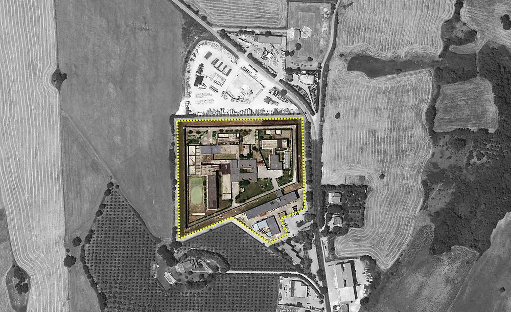 verifiche sismiche | carcere di Larino