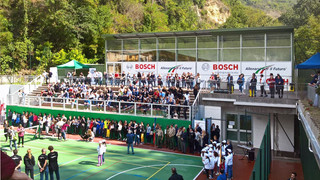 Playground Bosch Allenarsi per il Futuro