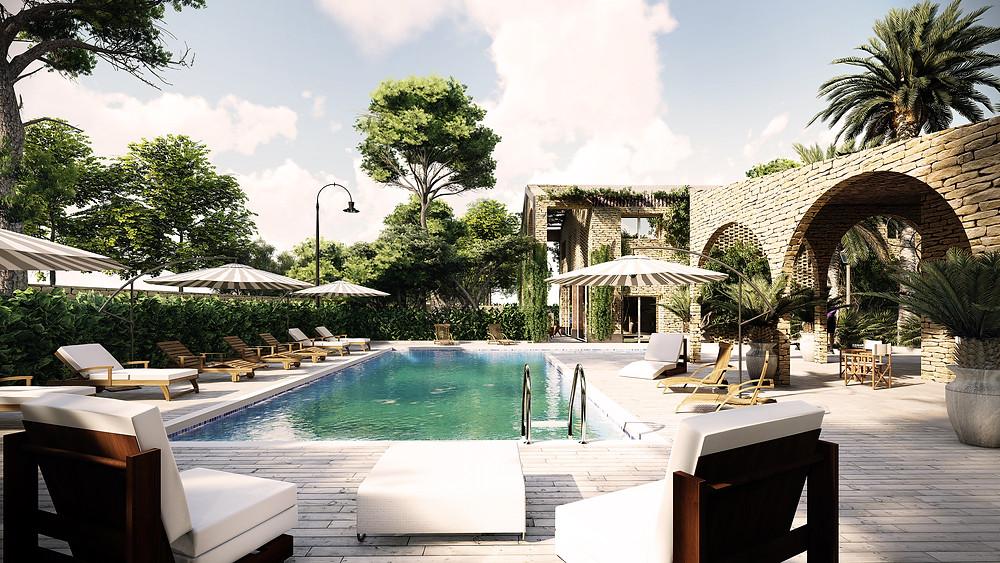 on line le prime immagini della nuova country house sul litorale adriatico abruzzese. Clicca sull'immagine per andare alla scheda di progetto.