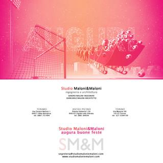 SM&M augura a tutti voi Buone Feste !