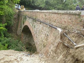 Ponte Guazzano : completati i lavori di Adeguamento Sismico
