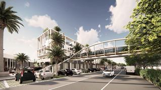 Progetto di rigenerazione urbana Area Ex Casal Thaulero