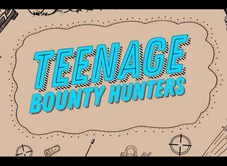 'Get In Loser, We're going Bounty Hunting!' A Review of Netflix's Teenage Bounty Hunters