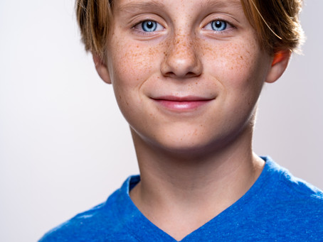 Atlanta Film and TV Interviews Gavin Munn, from the Netflix Original Series, Raising Dion!