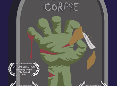 An Interview with Filmmaker and Director Zack Burkett and Actor Kevin Saunders, of Kung Pao Corpse