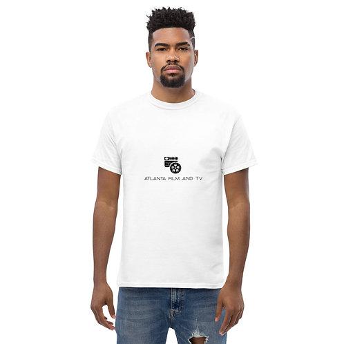 Atlanta Film and TV Men's Heavyweight T-Shirt