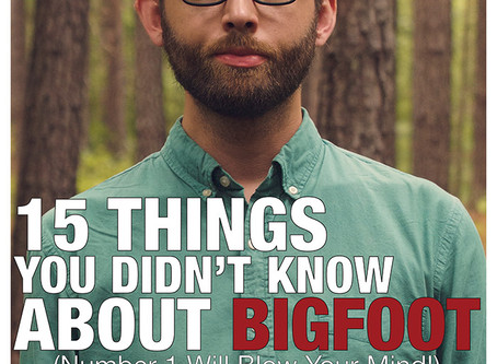 Bigfoot in Your Backyard: A Conversation with ATLFF Filmmakers Zach Lamplugh and Brian Emond