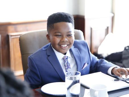 Conversations with  Atlanta's Movers and Shakers, Kid Edition: Nicholas Buamah