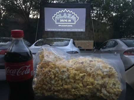 Plaza Theatre Battles Pandemic and Social Injustice with Drive-in Movies