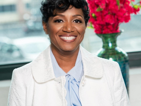 Conversations with Atlanta's Movers and Shakers, Cardellia Hunter