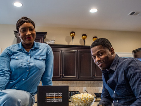 The Business Side of Entertainment - A conversation with Reviews In Black and Cinemationship Box