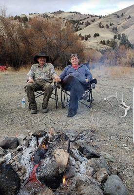 Finding Shed Elk Antlers