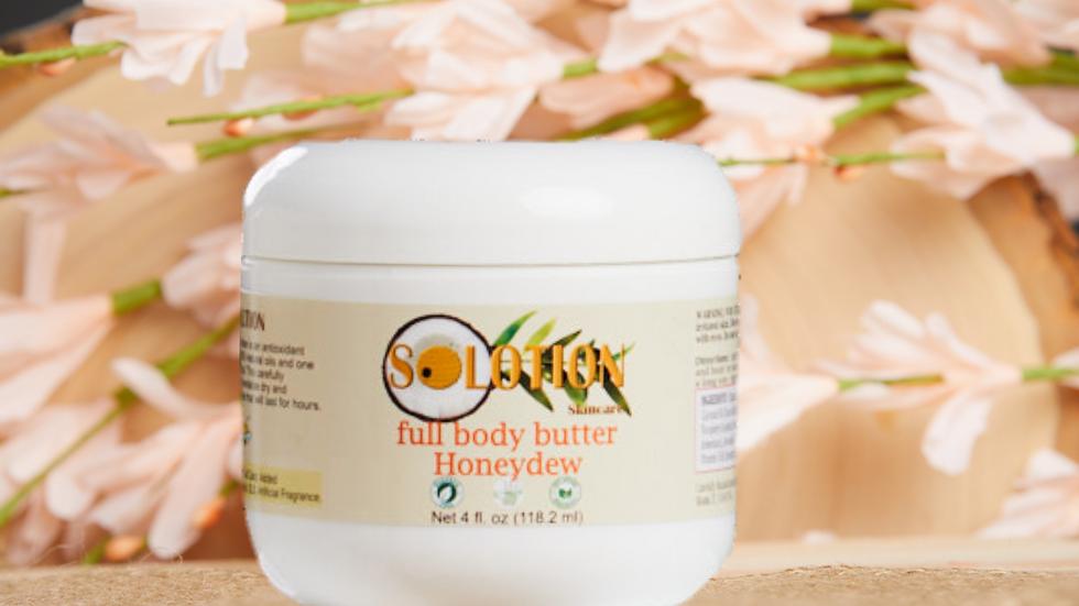 Honeydew Full Body Butter 4oz