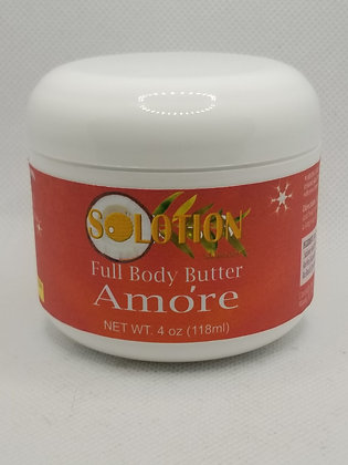 Amóre Body Butter 4oz