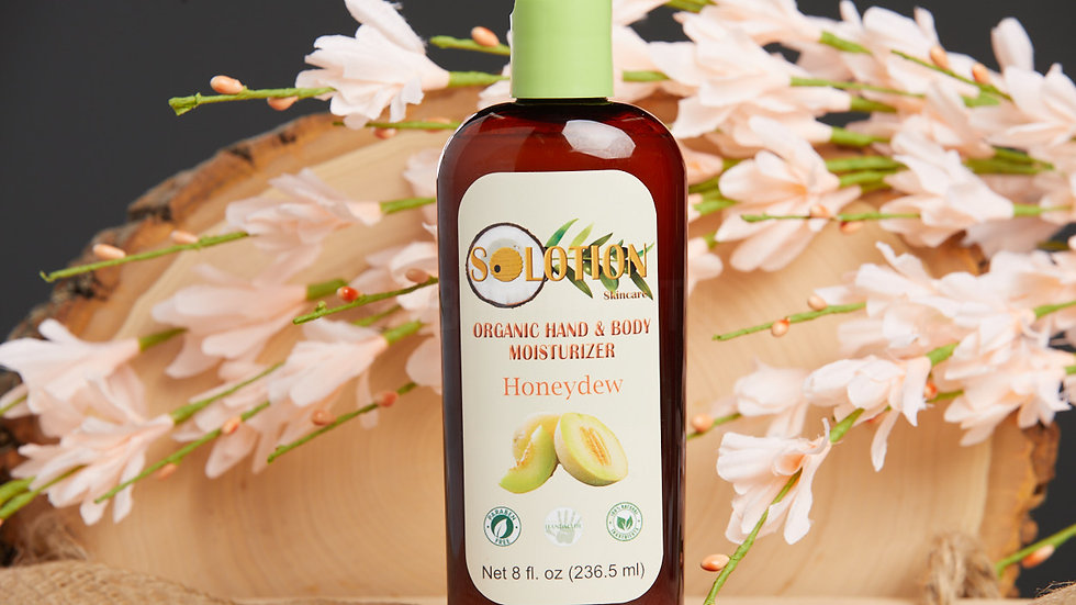 Honeydew Hand and Body Lotion