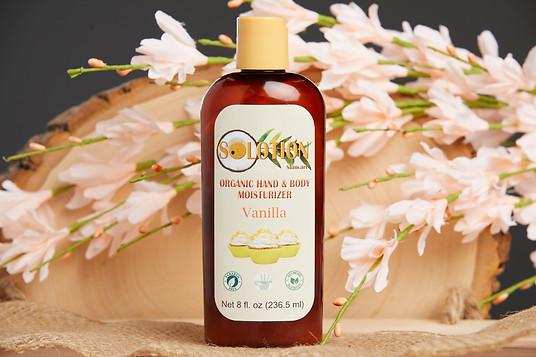 Vanilla Lotion