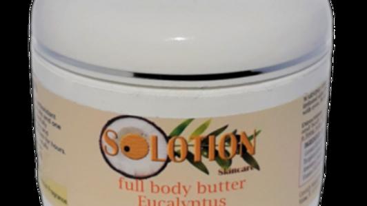 Eucalyptus Full Body Butter 4oz