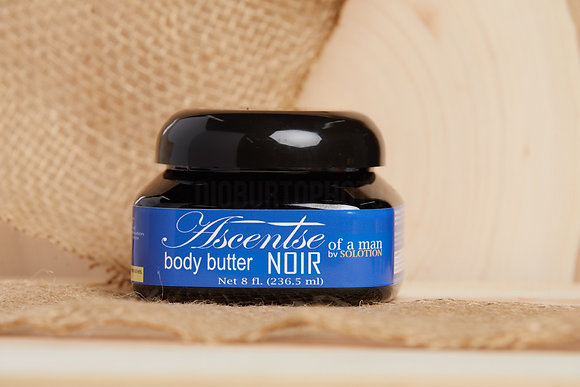Ascentse of a Man: Noir Body Butter