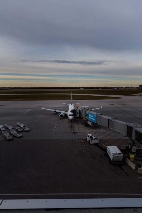 Winnipeg Airport