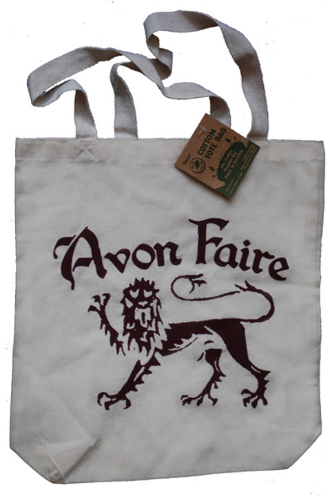 Avon Faire Tote bag