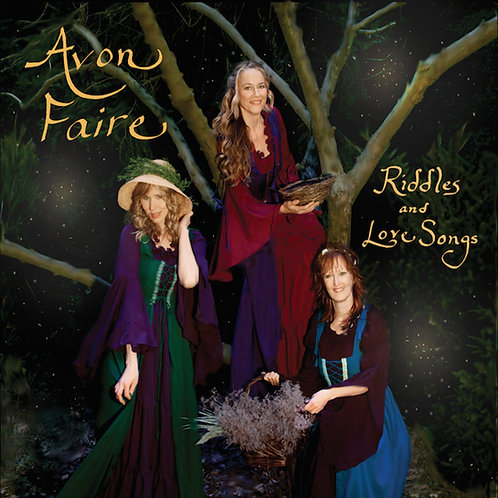 """Avon Faire - """"Riddles And Love Songs"""" CD"""