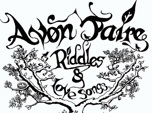 "Avon Faire - ""Riddles And Love Songs"" T-Shirt"